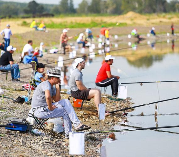 14-16 июня «Рыбацкий фестиваль»