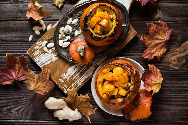 11-13 октября Гастрономический фестиваль «Золотая осень»