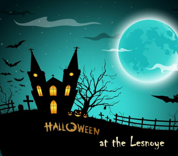 С 30 октября по 1 ноября — Хэллоуин.